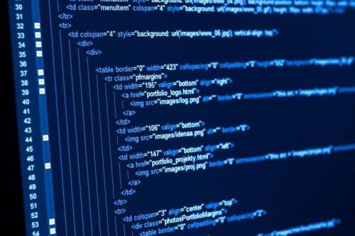 Business database coding