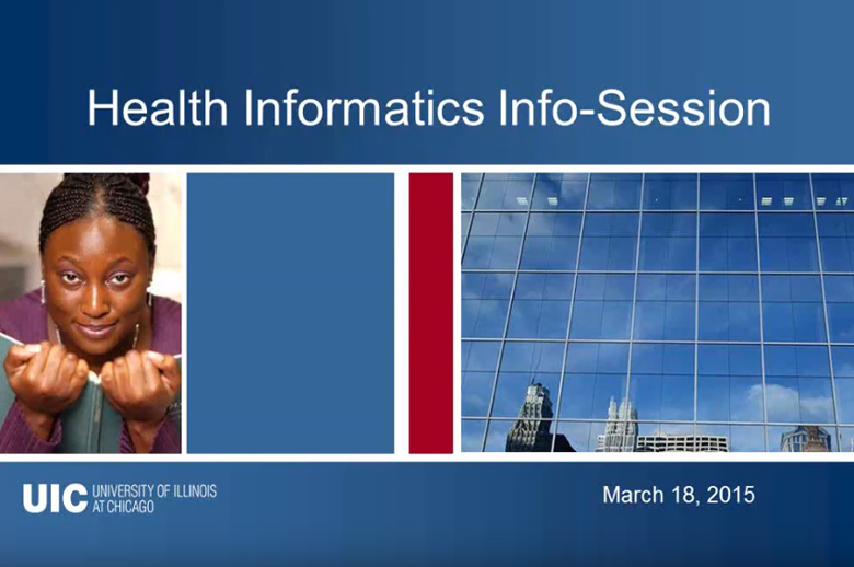 Utep Financial Aid >> UIC Health Informatics Info-Session Webinar - Health ...