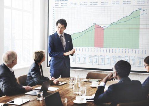 analytics presentation