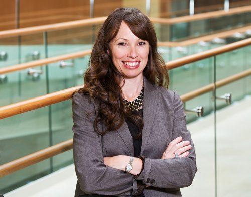 Faculty member Rachel Borton