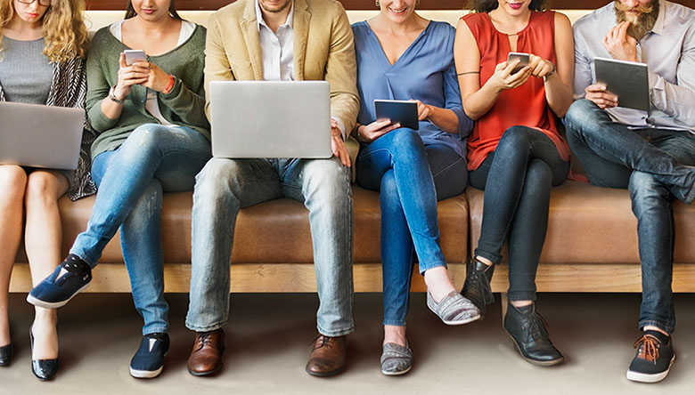 Generation Z is the first to grow up natively fluent in digital technologies and social media.