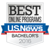 US News Best Online Programs Bachelor's 2016
