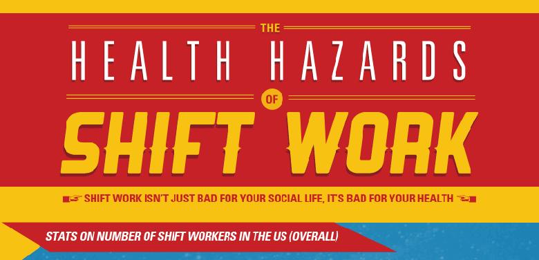 Health 2 Work.The Health Hazards Of Shift Work Eku Online