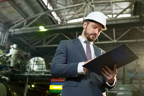 Safety consultants ensure that workplace safety procedures are properly enforced.