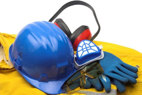 Despite the proven effectiveness of personal protective equipment, not all employees use it.
