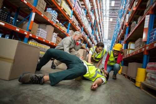 Even though companies prepare comprehensive safety plans, accidents can happen.