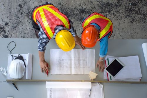 Safety consultants are professionals from outside the company who provide advice and expertise about safety matters.