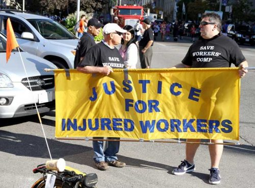 The United States has more than 180 laws in place to govern workers' rights.