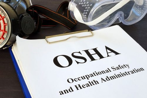 Completing required forms correctly can prevent OSHA recordkeeping violations.
