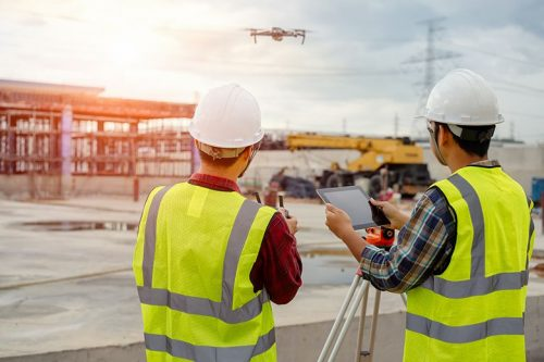OSHA regulations help ensure that drones are used safely.