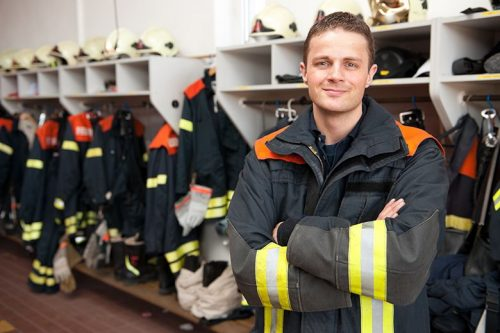 The firefighters' rule assumes that first responders undertake certain risks as part of their jobs.