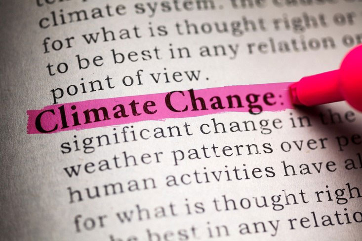 Agricultural engineers may respond to climate change concerns in their work.