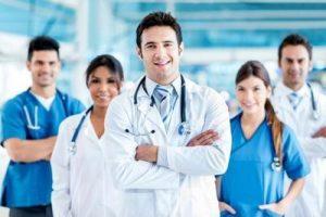 A team of clinician leaders.