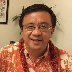 Photo of Dr. Hua (Howard) He