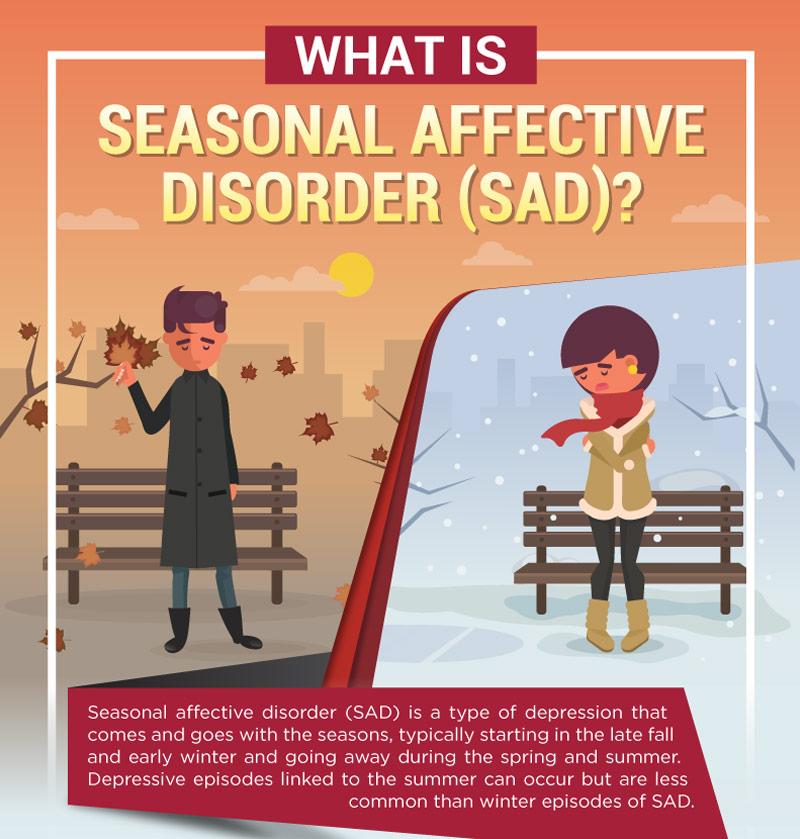 seasonal affective disorder symptoms