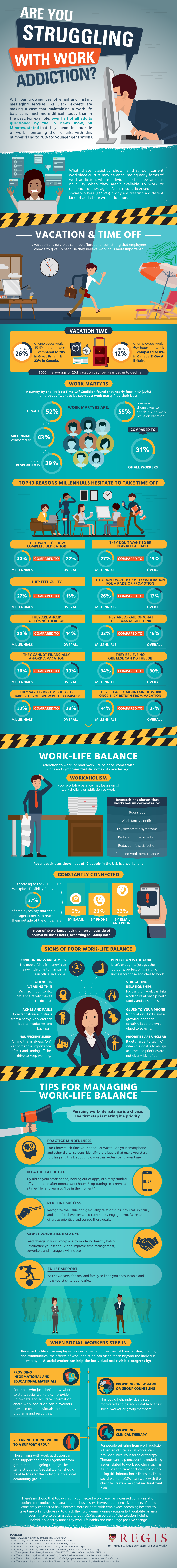 How LCSWs can play a vital role in restoring work-life balance to workaholics.