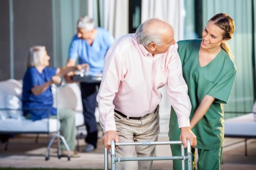 importance of getting on mature care