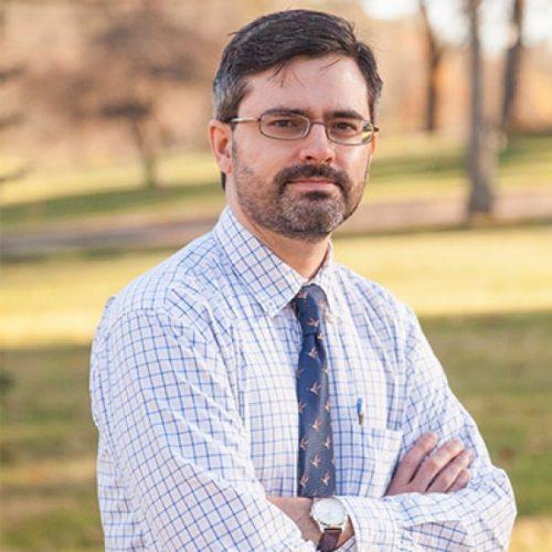 Photo of John Christie, PhD