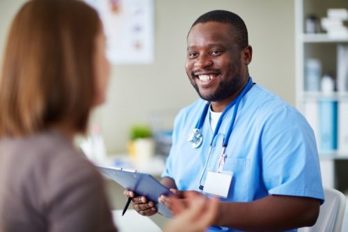Advanced training can help nurses overcome stereotypes associated with the profession.