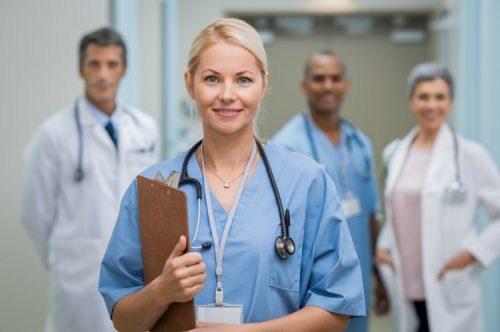Nurse practitioners work to maintain safety for nurses and patients when prescribing opioids