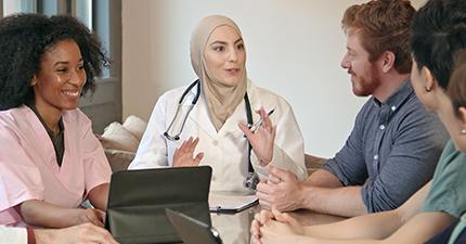 MSN to Doctor of Nursing Practice