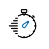 Stopwatch emoticon