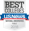 U.S. 2018 National Universities