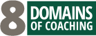 8 Domains of Coaching icon