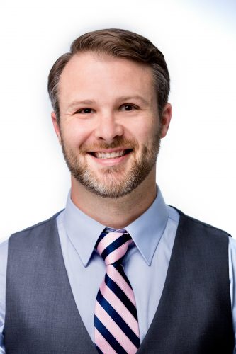 GSPM Adjunct Professor Josh Babb