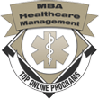 MBA Healthcare Management Top Online Programs logo