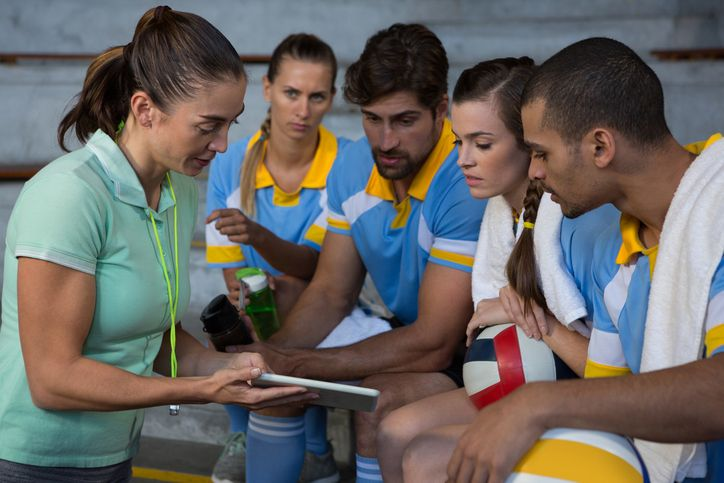 Experts coaches know how to balance winning games with a positive environment that enables athletes to grow.