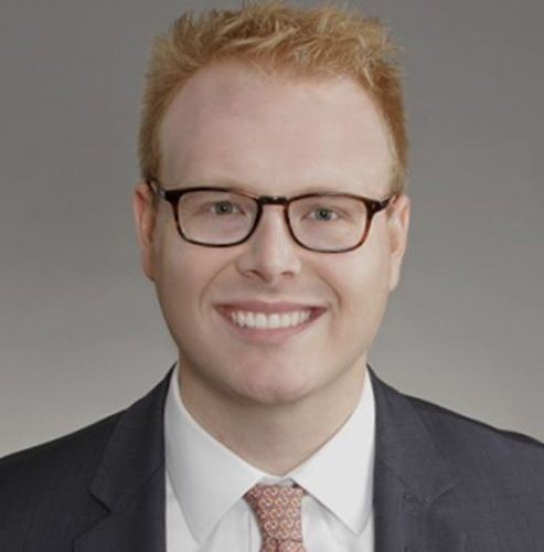 Seth Coppe GW Grad