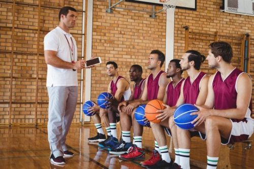 Learning how to motivate athletes is an important part of coaching.