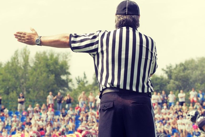 Experienced sports officials are indispensable to interscholastic sports programs.
