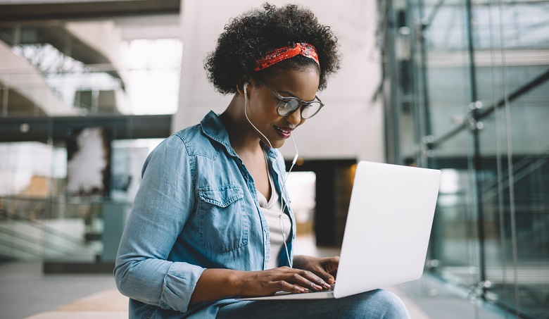 Technology has made online education more accessible.