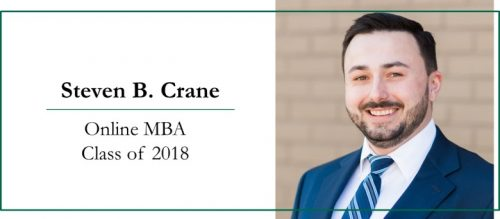 Alumni Spotlight: Steven Crane