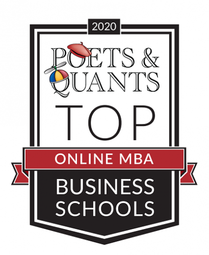 OHIO jumps two spots in 2020 Top Online MBA rankings.