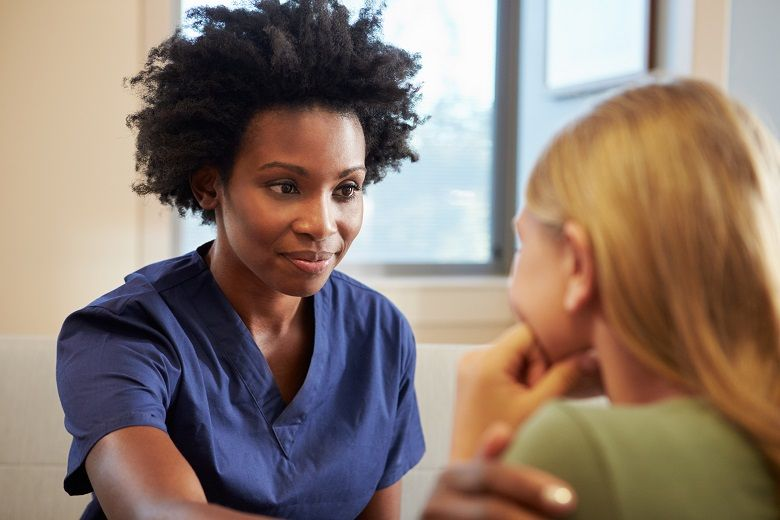 Psychiatric nurse practitioners diagnose and treat patients with psychiatric disorders.