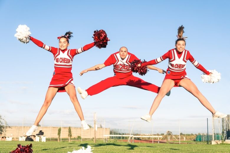 Cheerleading is an essential component of school athletic departments.