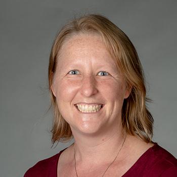 Photo of Dr. Natalie Kruse