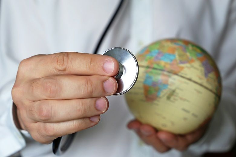 The skills of American-trained nurses are highly desirable around the world.
