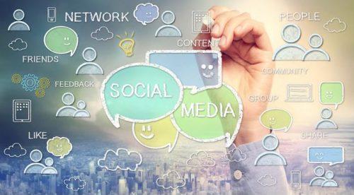 Social media-related symbols