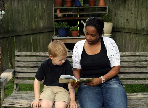 School social workers help young people navigate the pressures of childhood and adolescence.