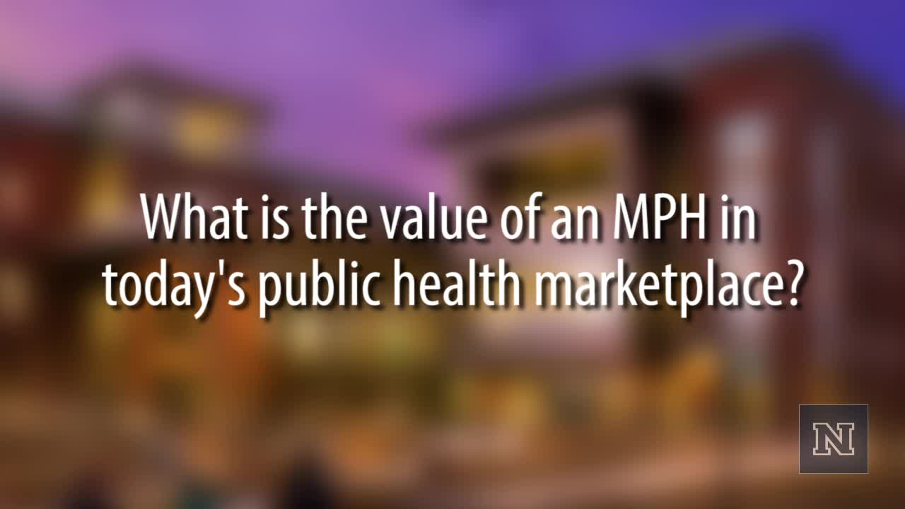 What is the value of an MPH in today's public health marketplace?