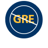 GRE crossed out inside of blue circle. UNR does not require a GRE if you have at least 3 full years of professional experience in healthcare