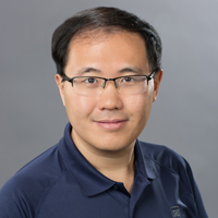 Dr. Dingsheng Li, Assistant Professor at the School of Community Health, University of Nevada, Reno