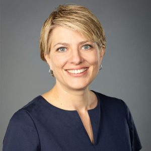 Photo of Jennifer McClendon, Ph.D.