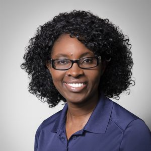 Photo of Ingrid Mburia, Ph.D., MPH