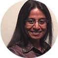 Photo of Nithya Muthuswamy, PhD