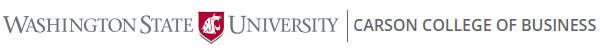 WSU Online MBA